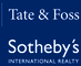 Tate & Foss Sotheby's International Realty  Logo