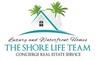The Shore Life Team Real Estate Logo