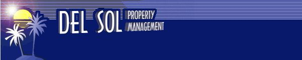 Del Sol Property Management Banner