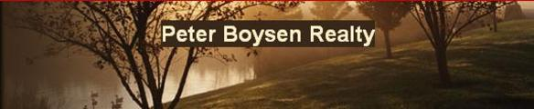 Peter Boysen Realty Banner