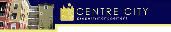 Centre City Property Management Banner