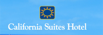 California Suites Hotel Banner