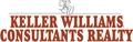 Keller Williams Consultants Realty Logo