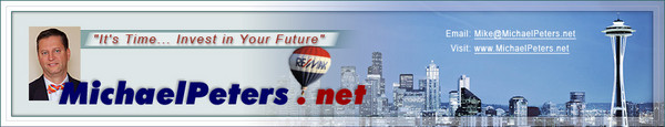 RE/MAX NW / Peters Banner