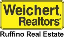 Weichert Realtors Ruffino Real Estate Banner