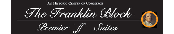 Ben Franklin Block Retail & Office Management Banner