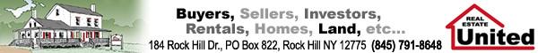 Real Estate United, Inc Banner