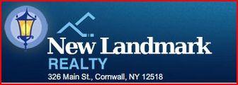 New Landmark Realty Banner