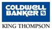 COLDWELL BANKER King Thompson Logo