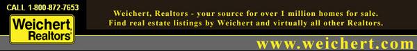 Weichert Realtors Banner