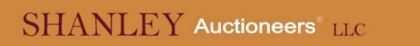 Shanley Auctioneers, LLC Banner