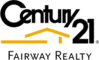 CENTURY 21 Fairway Realty  AV Logo