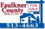 Faulkner County Realty, Inc. Logo