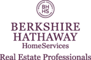 BERKSHIRE HATHAWAY HomeServices Real Estate Professionals Banner