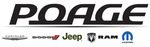 Poage Chrysler Dodge Jeep Ram Logo