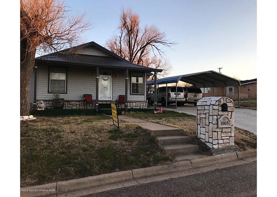 Photo of 1005 Jackson St Borger, TX 79007