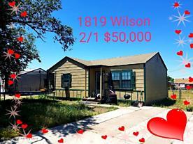 Photo of 1819 WILSON ST Amarillo, TX 79107