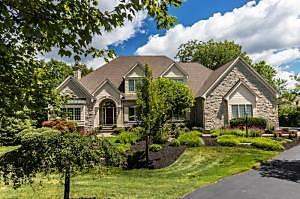 Photo of 1530 Brittingham Lane Powell, Ohio 43065