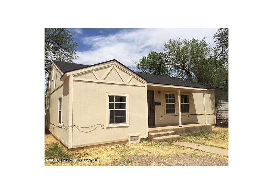 Photo of 2833 Sanborn St Amarillo, TX 79107