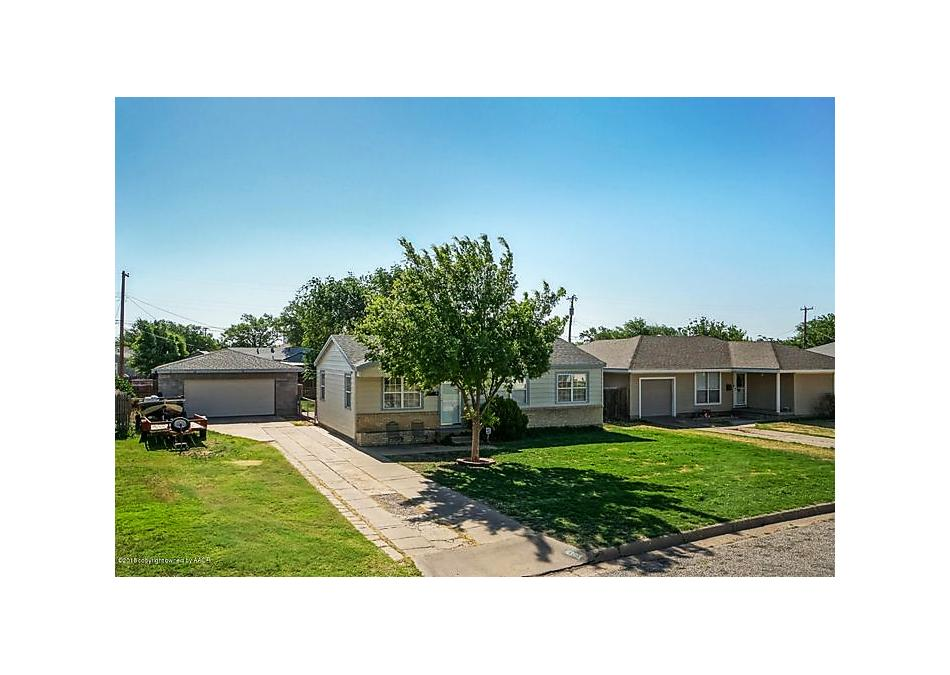 Photo of 4303 Ong St Amarillo, TX 79110