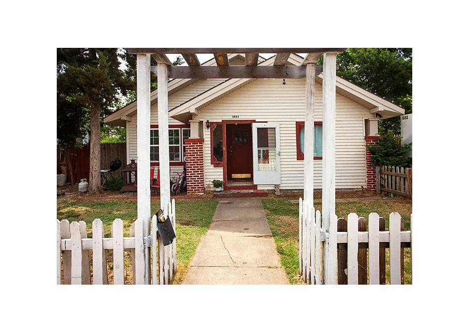 Photo of 1611 Monroe St Amarillo, TX 79102