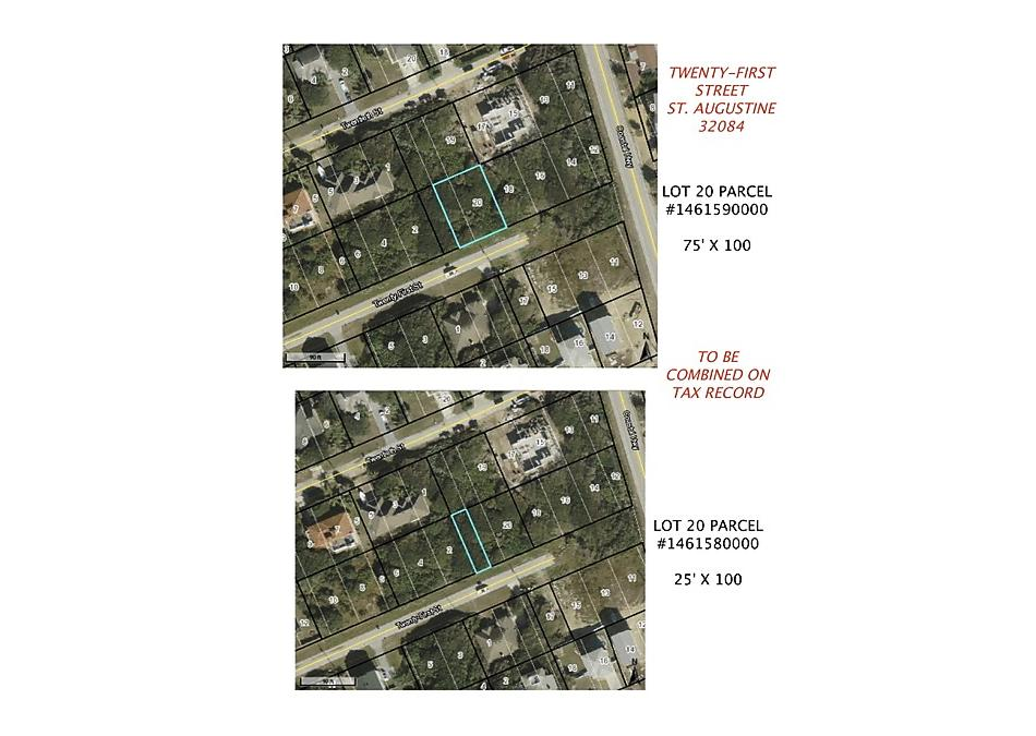 Photo of 00 Twenty-first Street St Augustine, FL 32084
