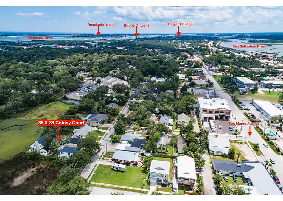 Photo of 38 Colony St. St Augustine, FL 32084