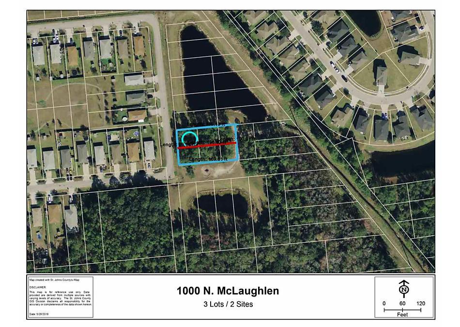Photo of 1000 N Mclaughlin Street (3 Lots) St Augustine, FL 32086