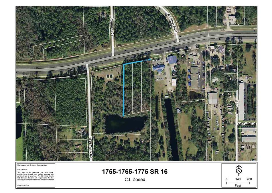 Photo of 1755-1765-1775 State Road 16 St Augustine, FL 32086