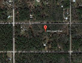 Photo of 4935 Joseph St Hastings, FL 32145