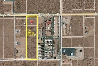 Photo of 0 Bear Valley Road Apple Valley, CA 92308